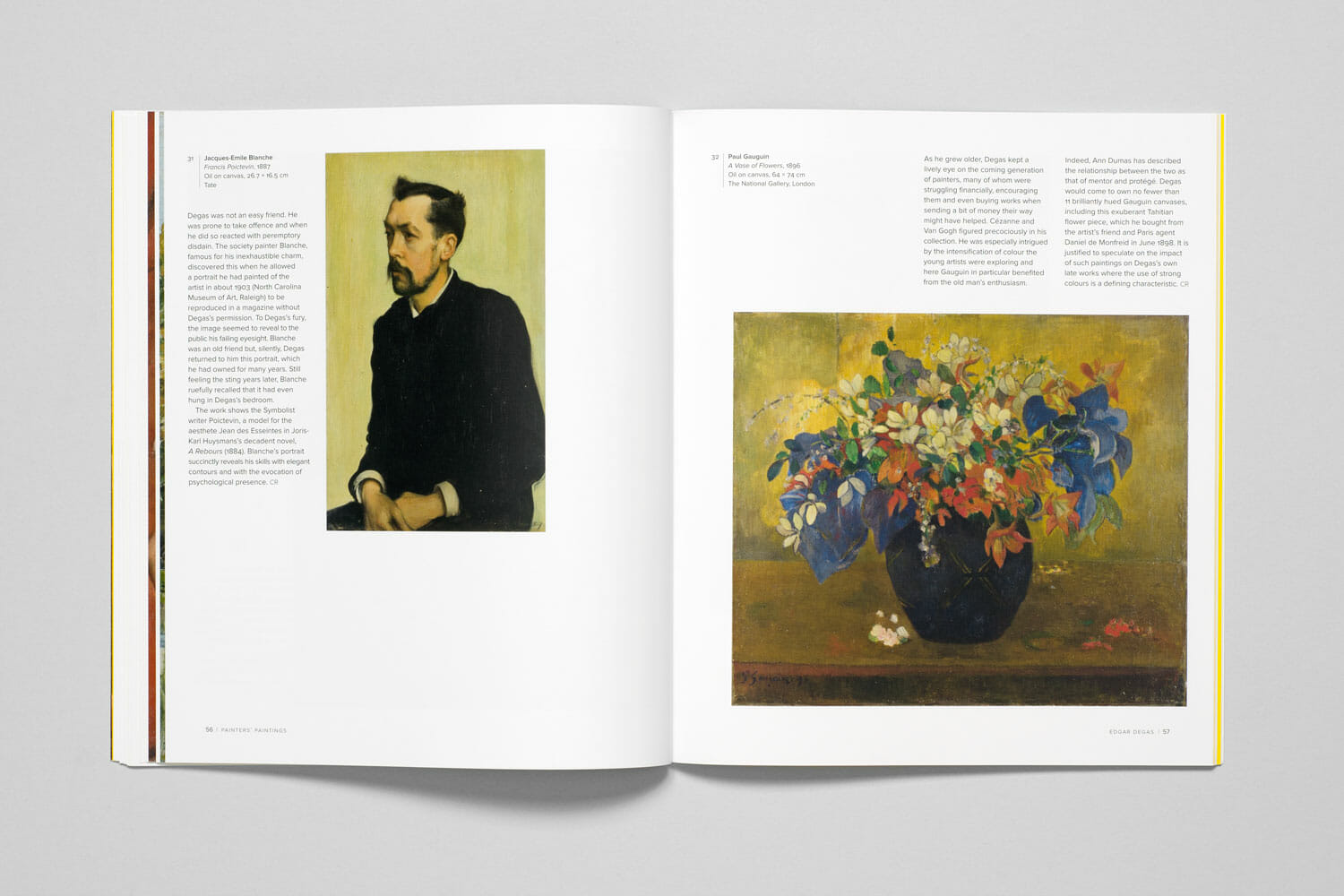 Painters' Paintings: From Freud to Van Dyck